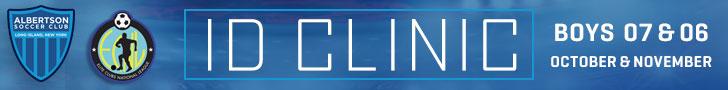 F19 ID Clinics Banner